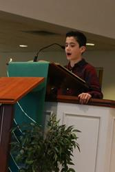 Click to view album: Catechetical Children's Liturgy, February 5, 2017