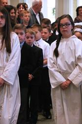 Click to view album: First Communion 1PM Service 5-12-2018