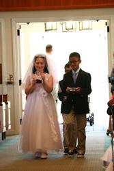 Click to view album: First Eucharist