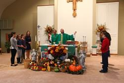 Click to view album: Catechetical Children's Liturgies November 12, 2017
