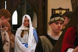Click to view album: The Living Stations of the Cross Rehearsal 3-27-2018
