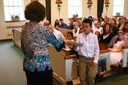 Click to view album: First Communion 5-14-2016 1PM Mass